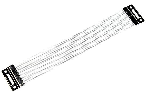 Snareteppich 10 Zoll, Snare Teppich 23,4 cm, auch für Cajon: Amazon ...