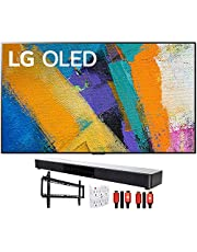 "LG OLED55GXPUA 55"" GX 4K Smart OLED TV (2020) with Deco Gear Home Theater Bundle"