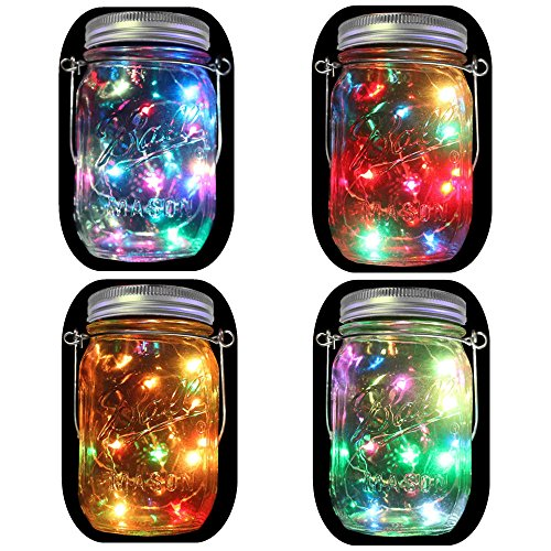 Garden Jar Lights - 7