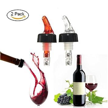 30ML Shot Spirit Measure Measuring Pourer Bar Wine Drinks Cocktail Dispenser UK