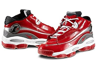 6ed3f152f0bd Image Unavailable. Image not available for. Color  Reebok The Answer Dmx 10  Sneaker