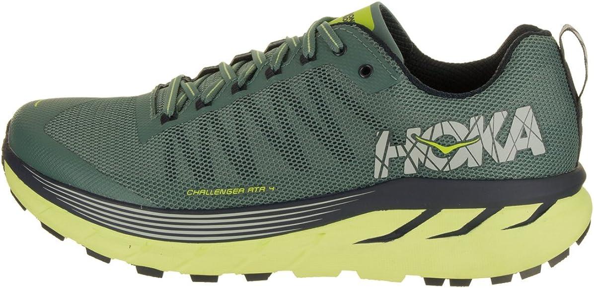 Hoka One - Zapatillas de Running para Hombre Verde Verde, Color Verde, Talla 43 1/3 EU: Amazon.es: Zapatos y complementos