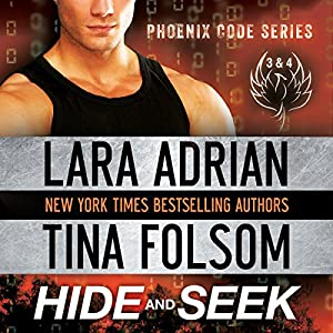 Hide and Seek (Phoenix Code 3 & 4) Audiobook