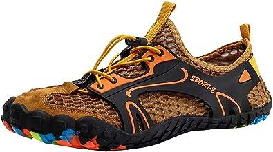 Zapatos de Agua Hombre Mujer Zapatillas Senderismo Playa Yoga ...