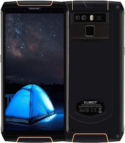 Cubot King Kong 3 Smartphone GB De RAM + GB De ROM 6000 mAh ...