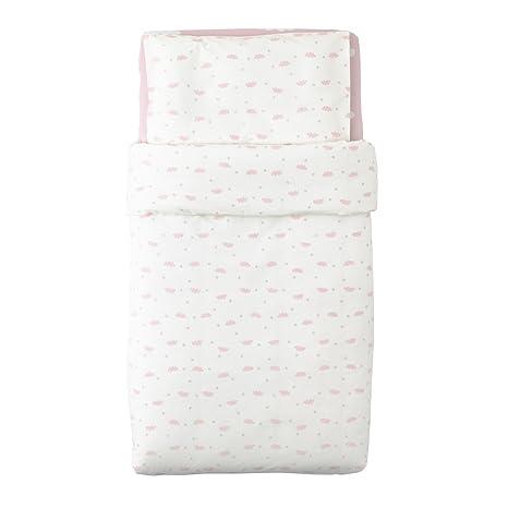 Ikea sábanas himmelsk 3 piezas) rosa rosa Talla:110x125