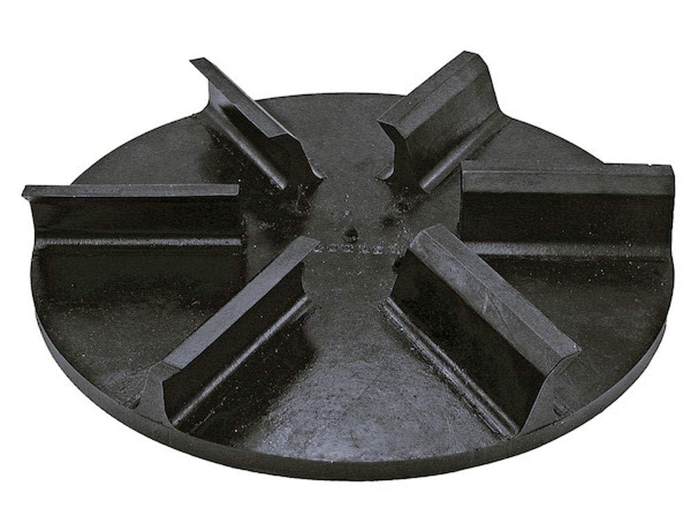 Universal 18'' Polyurethane Salt Spreader Spinner for SALTDOGG CCW 9240016 by Replaces SaltDogg