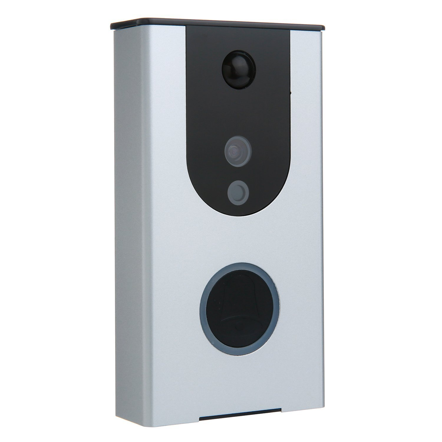 Battery Powered Wi-Fi Video Doorbell Camera, Wireless Doorbell Camera with Built in 8G card, Motion Detection, Night Vision, with Two Way Audio works with Iphone and Android by Eleganci Home by Eleganci Home (Image #4)