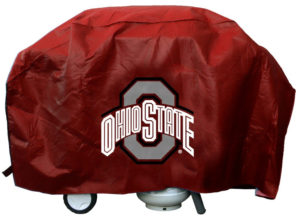 Rico Industries Inc Collegiate Pride Deluxe Grill Cover NCAA Team Ohio State