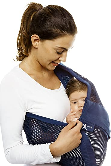 a2f4b3a004d Amazon.com   Wallaboo -Baby Sling Connection - One Size Fits All ...