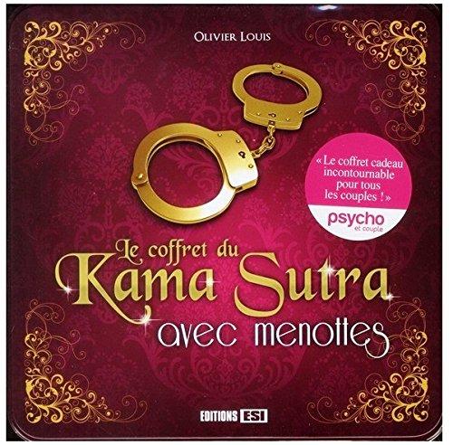 Le coffret du Kama Sutra avec menottes (French Edition)