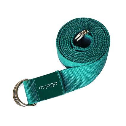 Kit de iniciación de Yoga, cinturón y Cabestrillo Theseus ...