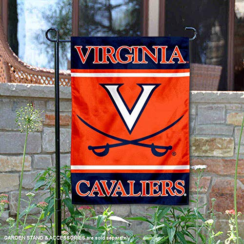 College Flags and Banners Co. Virginia Cavaliers Garden ()