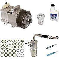 A//C Compressor For 96-04 Oldsmobile Alero //Cutlass Cutlass Supreme//Silhouette