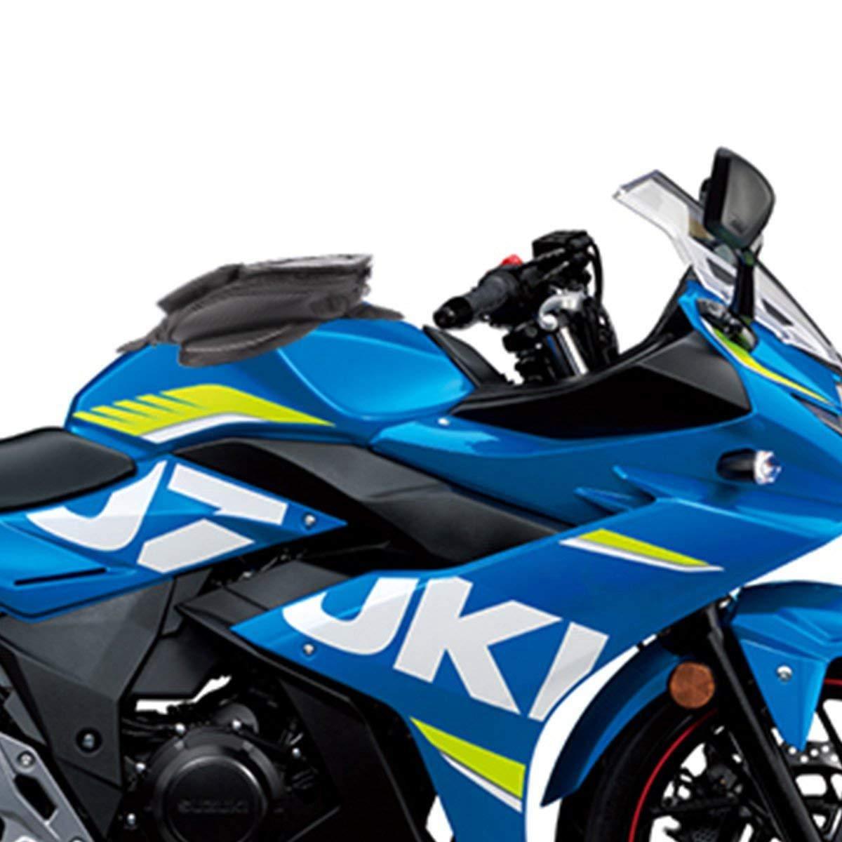 SODIAL Motorrad Gas Tank ?l Beutel Wasserdichter Rucksack Und Magnetische Motorrad Kraftstoff Tasche F/ür Honda Yamah Suzuki Kawasaki Harley