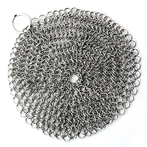 GAINWELL Stainless Steel Chainmail Scrubber product image