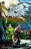 img - for The People That Time Forgot: The Graphic Novel (Campfire Graphic Novels) book / textbook / text book