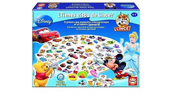 Educa Borrás 14070 - Lince Disney: Amazon.es: Juguetes y juegos