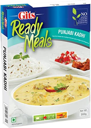 Gits Ready to Eat Punjabi Kadhi, 300g