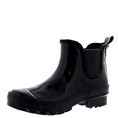 Womens Original Chelsea Gloss Festival Winter Snow Rain Wellington Boots