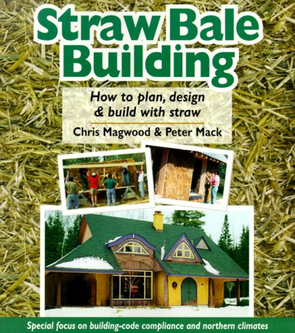 Download Straw Bale Building: How to plan, design and build with straw pdf epub
