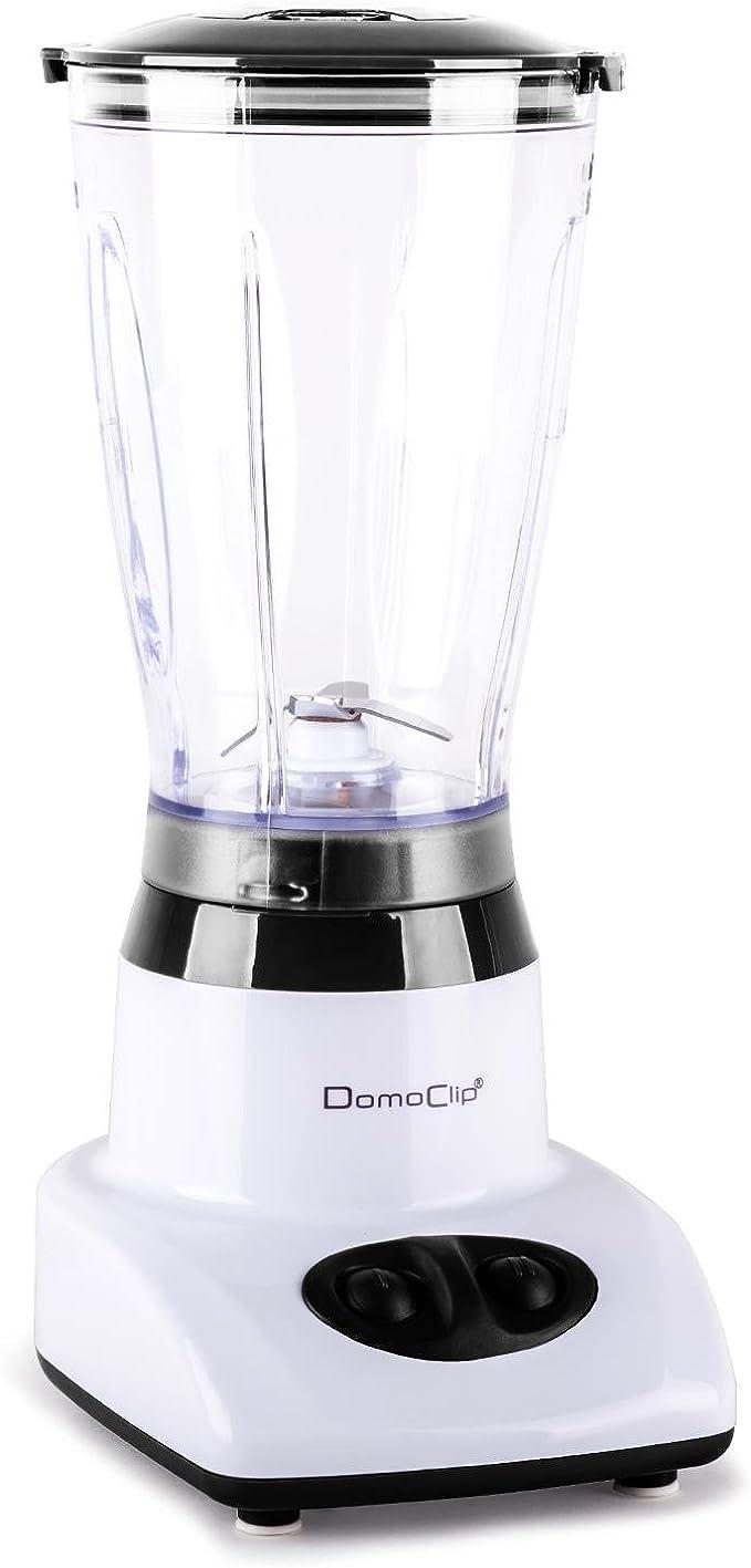DomoClip DOM216N Batidora de vaso 180W 0,5 Litros: Amazon.es: Hogar
