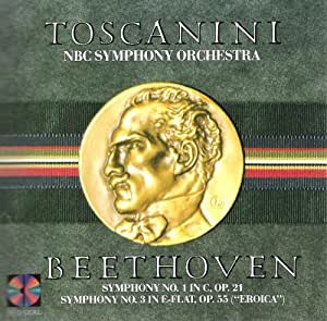 Beethoven: Symphonies Nos. 1 and 3