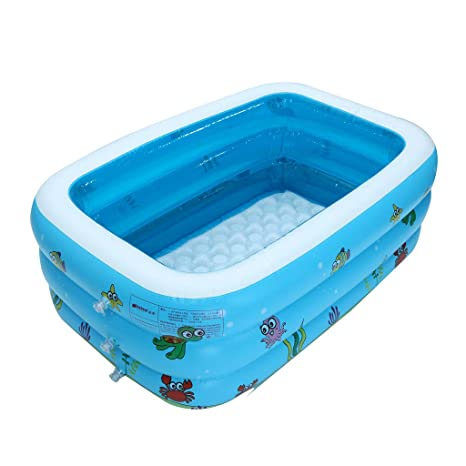 Swimming Pool & Accessories Inflatable Pool For Indoor And Outdoor Use Baby Bathtub Summer Swimming Pool Water Play Toy Best Birthday Gift For Baby Mother & Kids