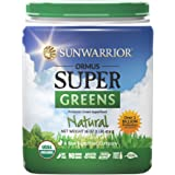 90, Natural: Sunwarrior - Ormus Supergreens, Natural, 90 Servings (16 oz)