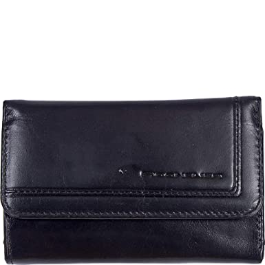 03bcc95f0811 Club Rochelier Medium Clutch Wallet (Black) at Amazon Women's ...