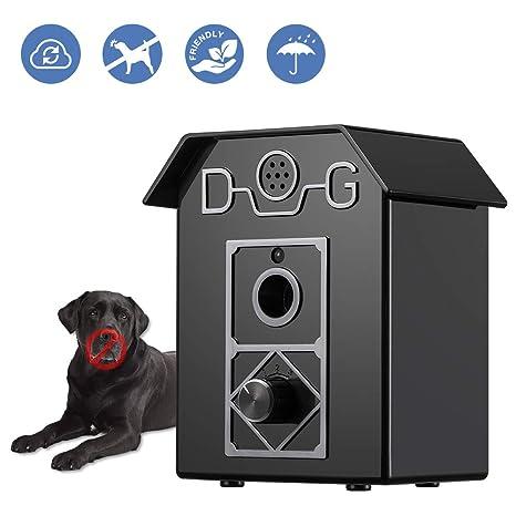 Controlador Ultrasónico Para Ladrido del Perro Dispositivo Entrenamiento Canino