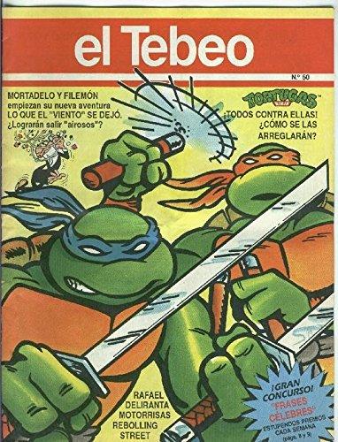 El Tebeo edicion 1991 numero 050: Varios: Amazon.com: Books