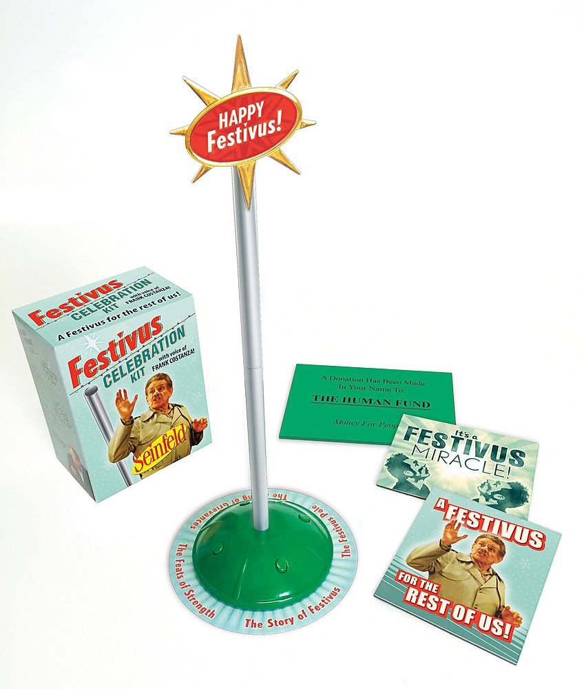 Festivus/Seinfeld: Celebration Kit (Miniature Editions)