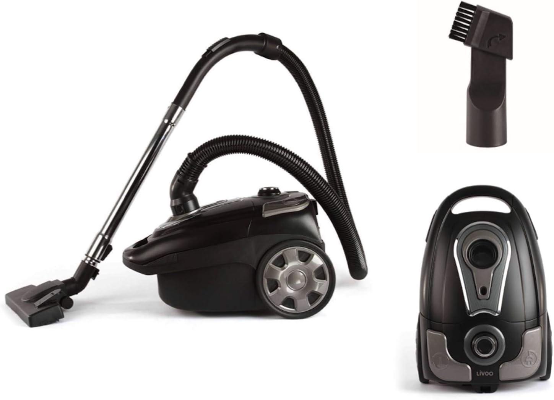 LIVOO DOH120 - Aspirador con Bolsa: Amazon.es: Hogar