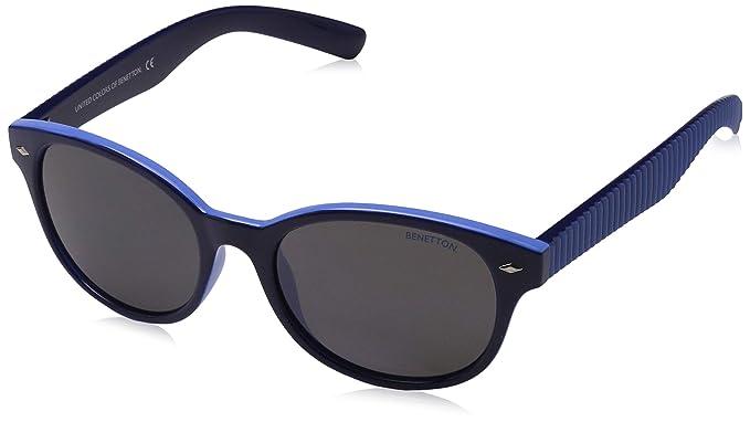 United Colors of Benetton BE934S04 Gafas de sol, Blue, 51 ...