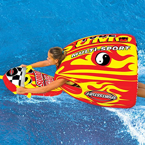 100-percent Heavy-duty PVC Sportsstuff Sumo and Splash Guard - Splash Sumo Guard