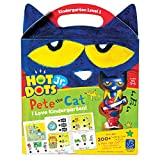 Educational Insights Hot Dots Jr. Pete the Cat I Love Kindergarten! Set