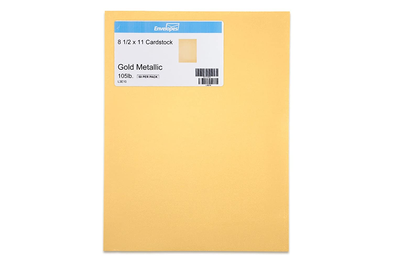 Gold color cardstock paper - Amazon Com 8 1 2 X 11 Cardstock Gold Metallic 50 Qty Perfect For Creating Business Cards Layer Cards Invitations Crafts Various Artistic
