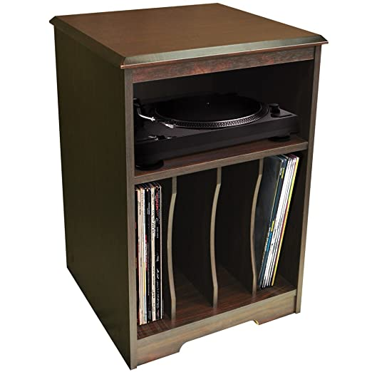 Audio – Tocadiscos/LP/Vinilo de almacenamiento – Mesa auxiliar ...