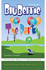 BluBerrie: The Party (BluBerrie Books) Paperback