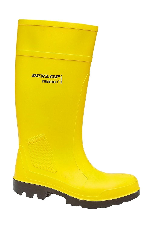 Dunlop Dunlop Dunlop c462241 Purofort Lebensmittelindustrie Wellington-Fuß Wasserdicht Arbeit Stiefel 76a2f8