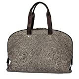 Borbonese Women's 934255296C45 Brown Polyester Tote