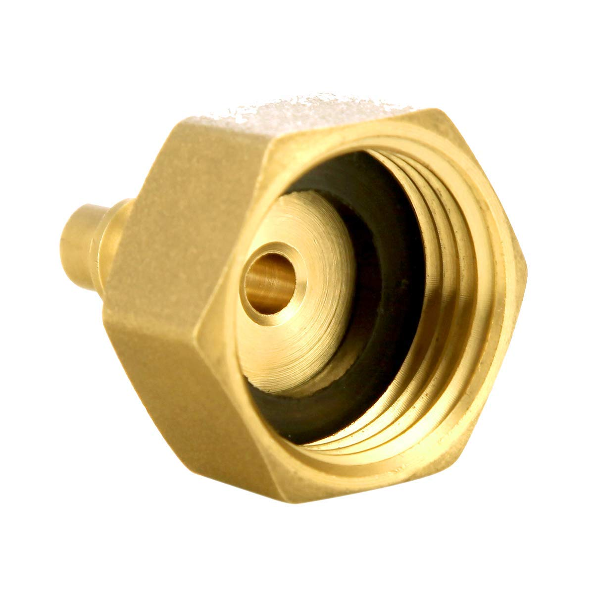 Water Blowout Quick Connect Plug Fittings for Air Compressor quick connection Plug RV and Camper Winterizing Blowout Plug Blowout to Winterize Boats Motorhomes /For 3//4-11NH Lead Free Garden Faucet