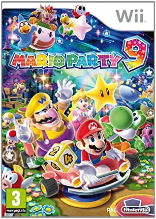 Mario Party 9: Amazon.es: Videojuegos