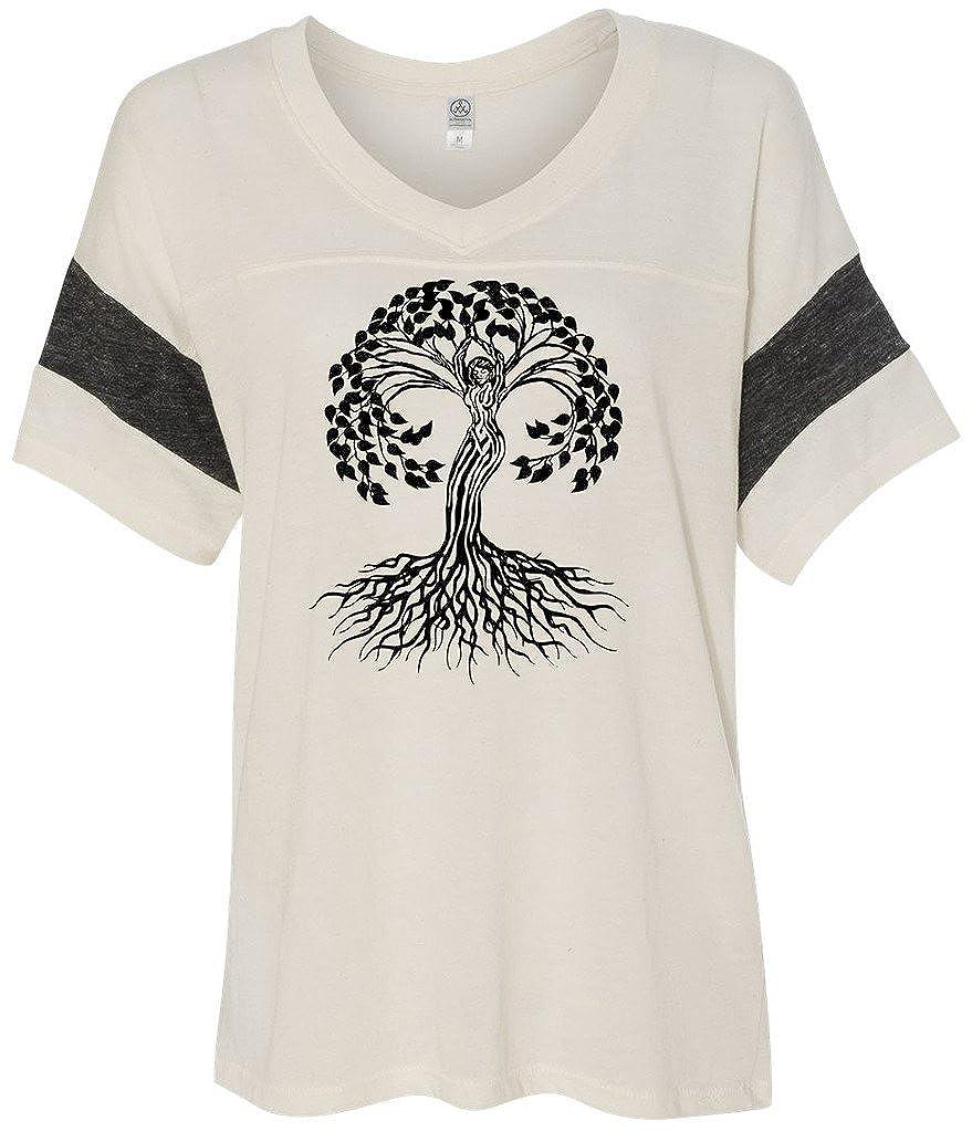 Amazon.com: Yoga Clothing For You Ladies Celtic Tree of Life ...
