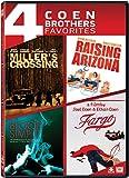 Miller's Crossing, Raising Arizona, Blood Simple, Fargo [Coen Brothers Favorites]