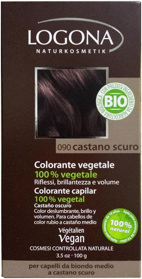 Logona Colorante Vegetal