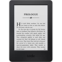 "Kindle, 6"" Glare-Free Touchscreen Display, Wi-Fi"