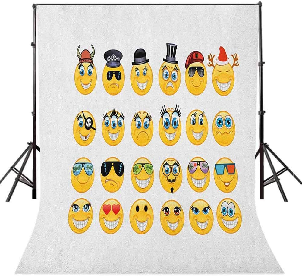 7x10 FT Retro Vinyl Photography Background Backdrops,Vintage Garage Advertising Artsy Worn Print with Engines and Mechanical Symbols Background for Selfie Birthday Party Pictures Photo Booth Shoot