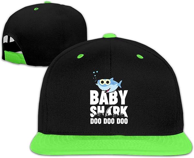 chipo Baby Shark Doo Doo Doo Unisex Niños Gorras de béisbol ...